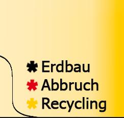 Rensing Erdbau GmbH -Erdbau, Abbruch, Recycling