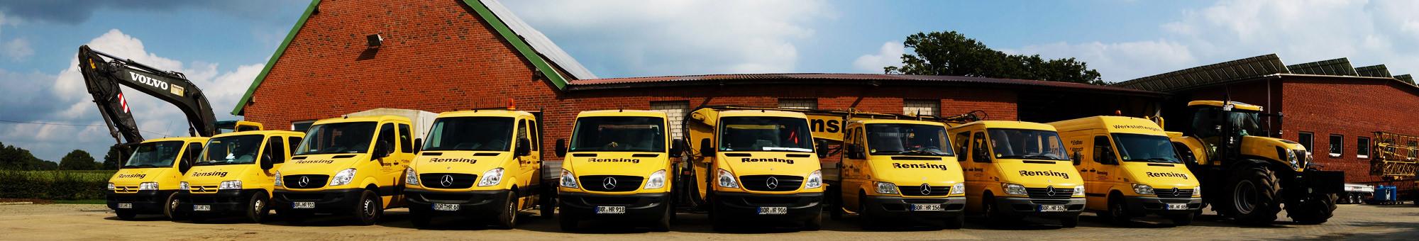 Rensing Erdbau GmbH & Co KG